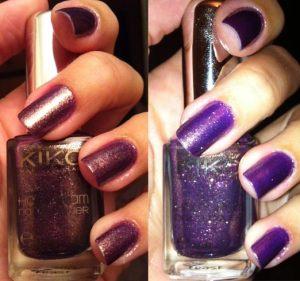 Kiko nail polish - Dani Dutra