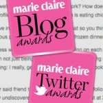 The Marie Claire Blog & Twitter Awards
