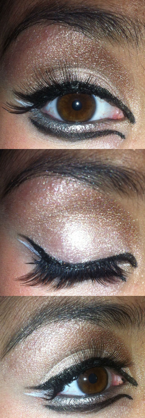Witch Eye Makeup Green witch eyes,