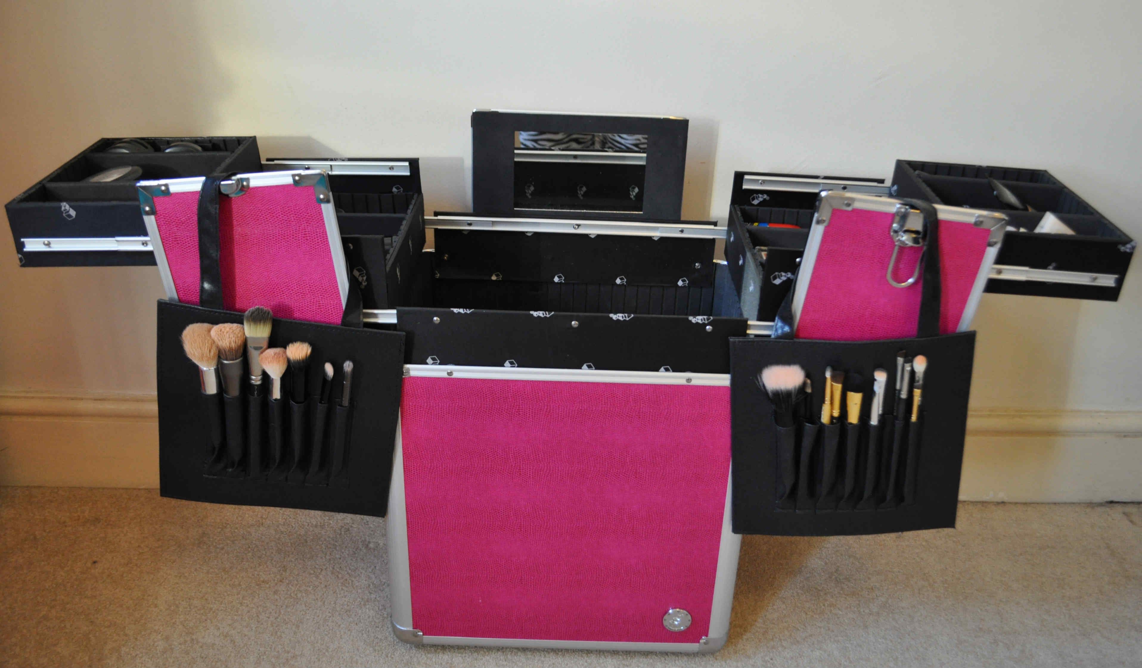Genoa Cosmetics And Make Up Trolley From Beauty Boxes So