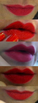 red lips - somanylovelythings