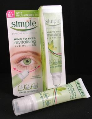 simple eye roll-on