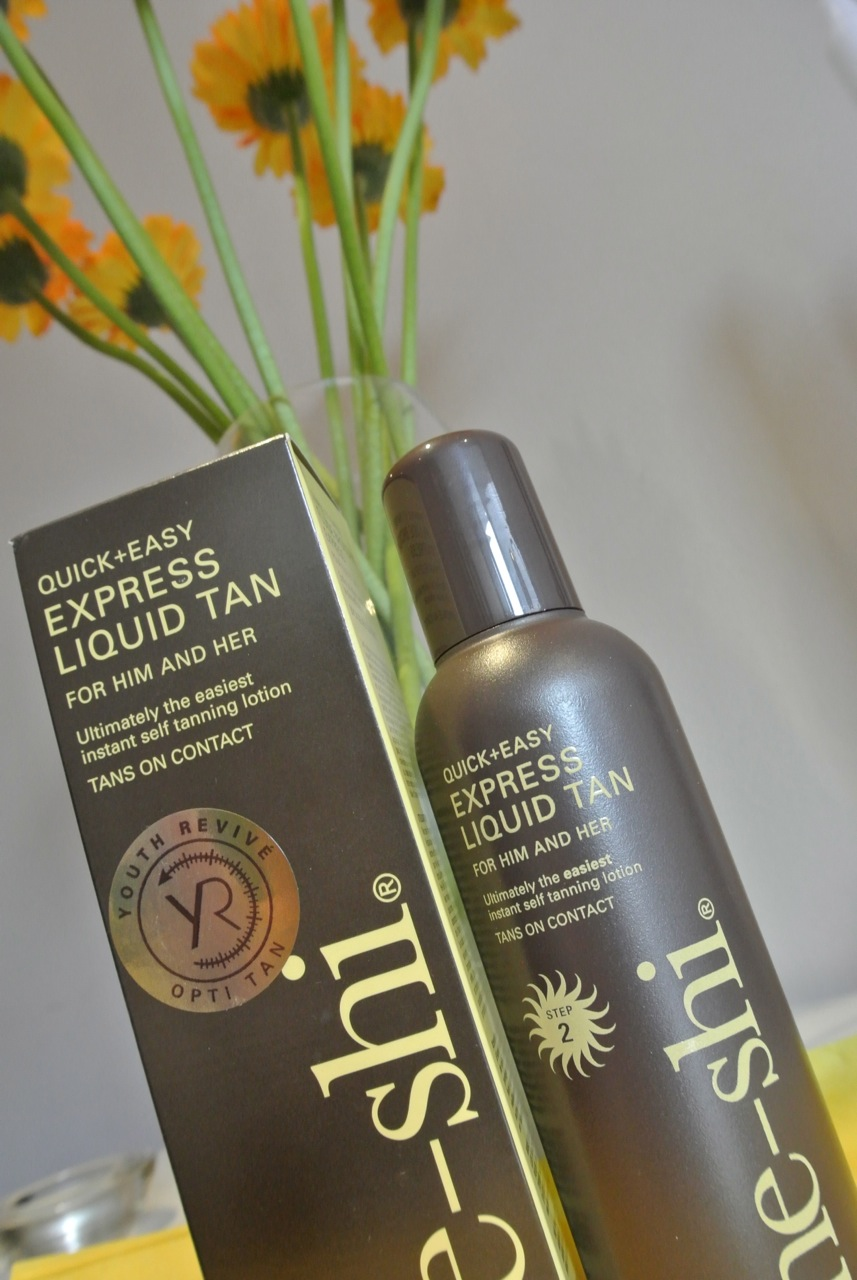 He-Shi Express Liquid Tan - somanylovelythings