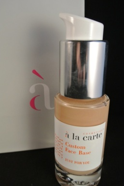 cosmetics a la carte custom blend foundation - somanylovelythings