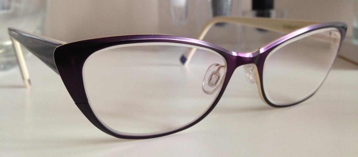 Osiris glasses from Specsavers - somanylovelythings