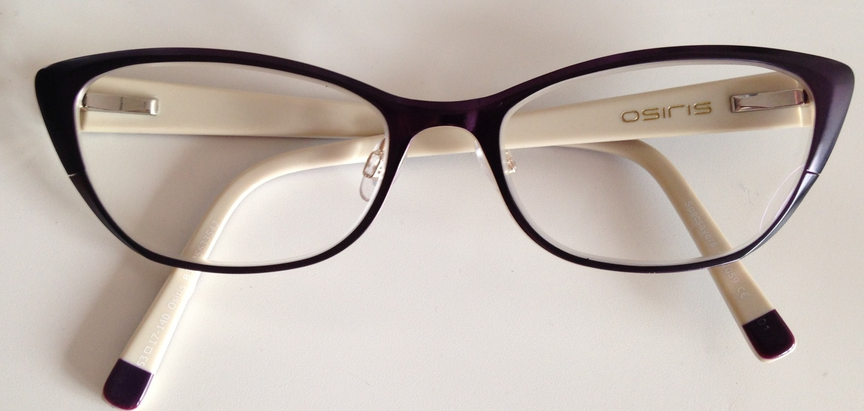 Product review: Osiris glasses from Specsavers So Many ...