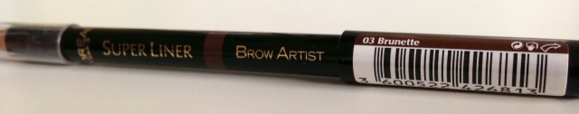 loreal brow artiste - somanylovelythings