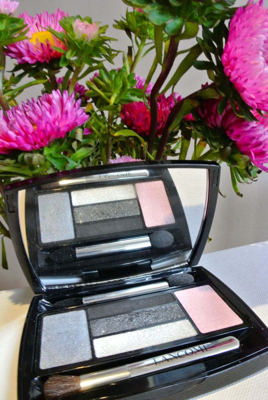 48f7ea76d18 Product review: Lancôme Hypnôse Drama Eyes smoky eyes palette by ...