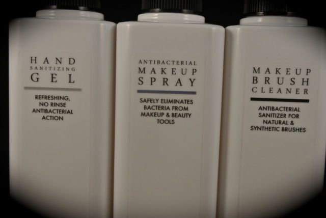 pro makeup shop hygiene collection