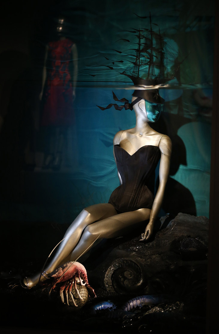isabella blow exhibition - photo from design_scene