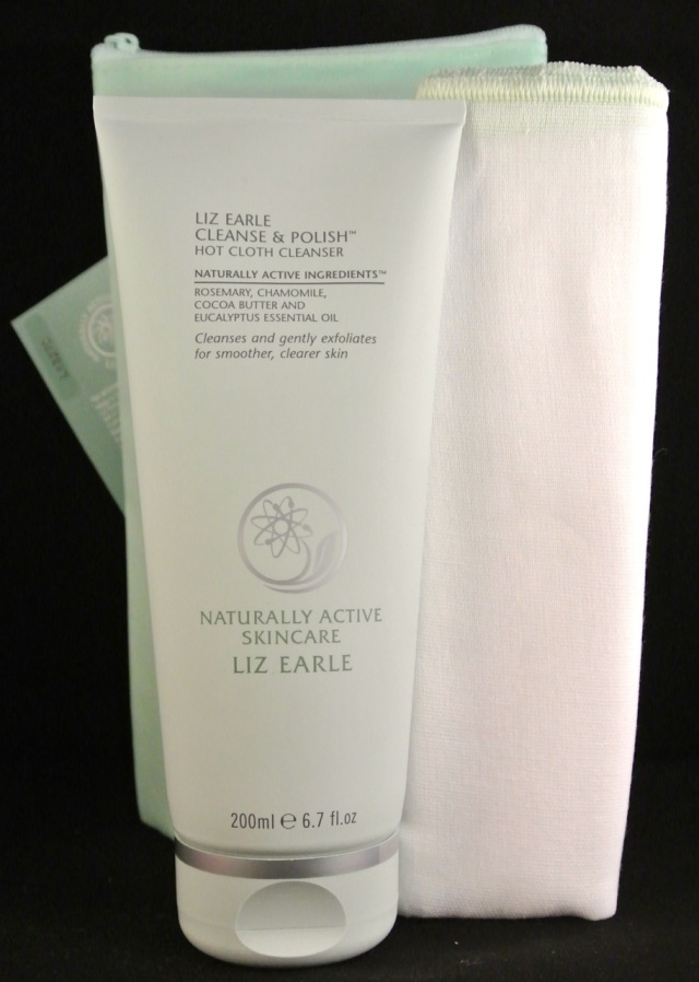 Cleanse & Polish Hot Cloth Cleanser