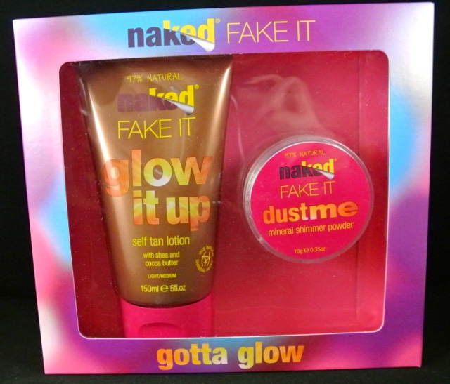 Naked Fake it Gotta Glow gift set