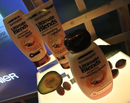 garnier ultimate blends - somanylovelythings
