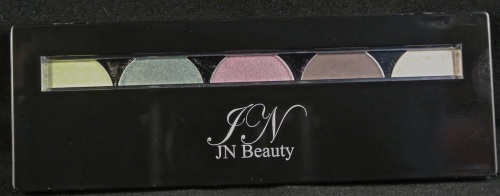 JN Beauty green eyed lady palette - somanylovelythings