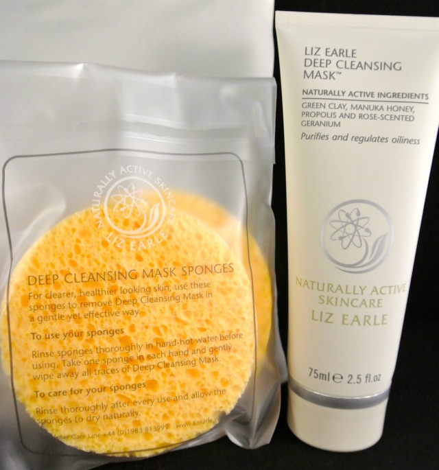 liz earle deep cleansing mask