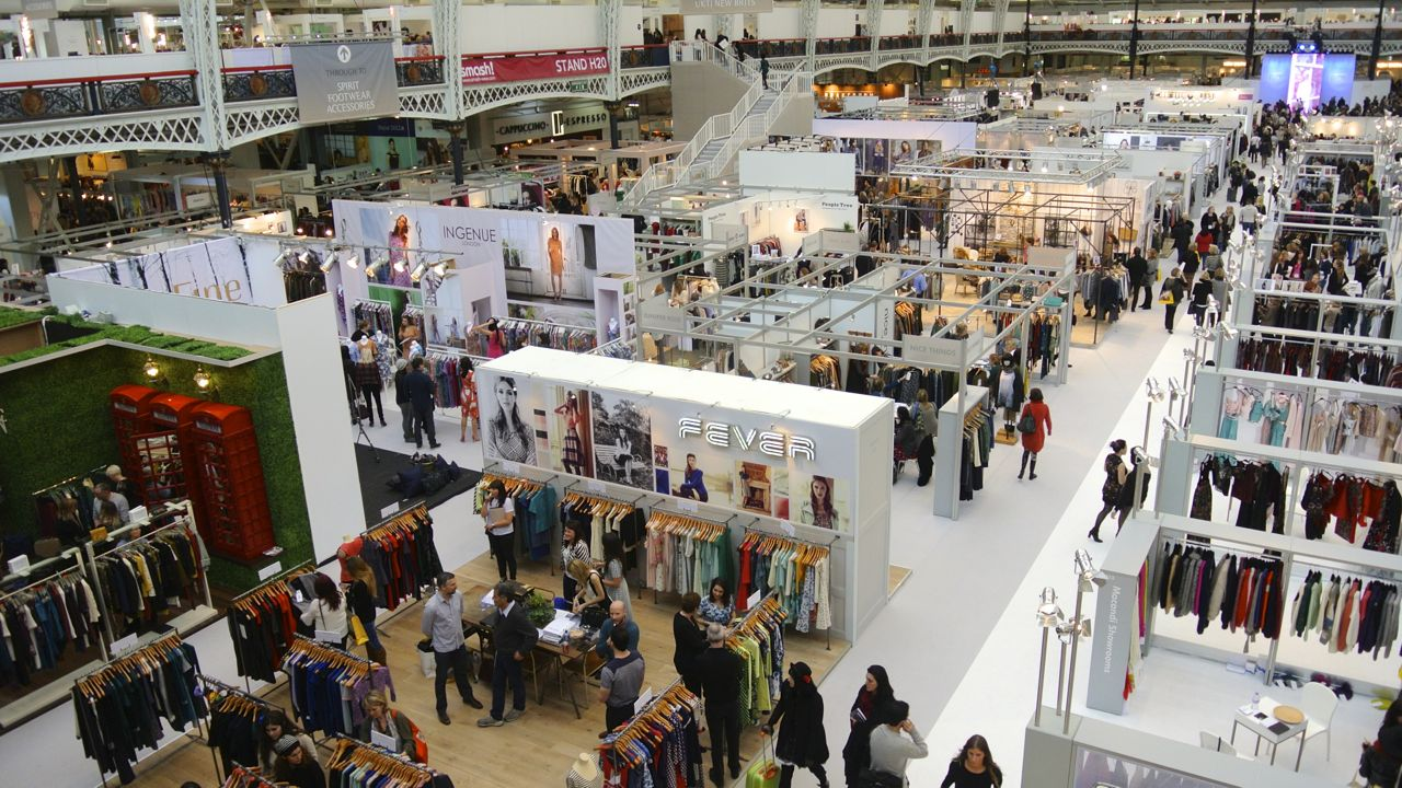 Trade Stands Olympia : Pure london fashion trade show so many lovely things