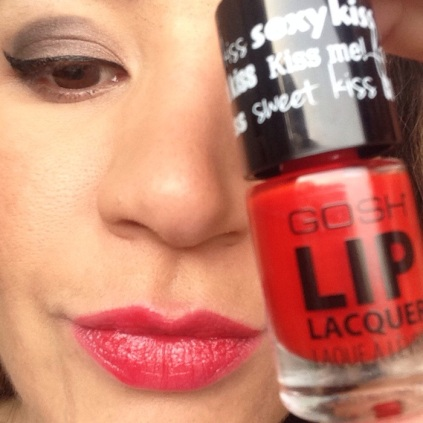 GOSH Hot Lips LIp Lacquer