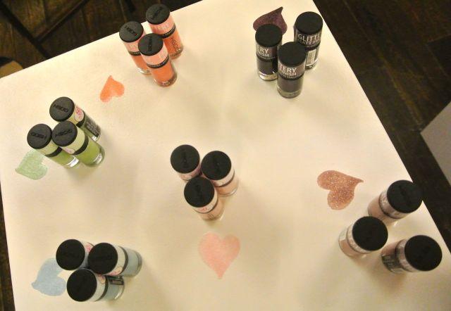 GOSH Cosmetics SS14 launches