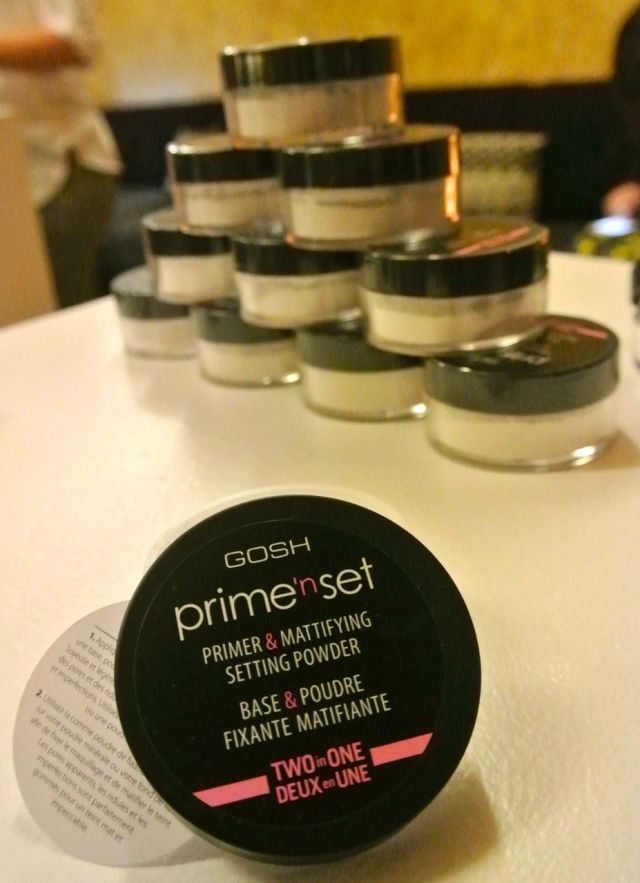 GOSH Cosmetics SS14 launches