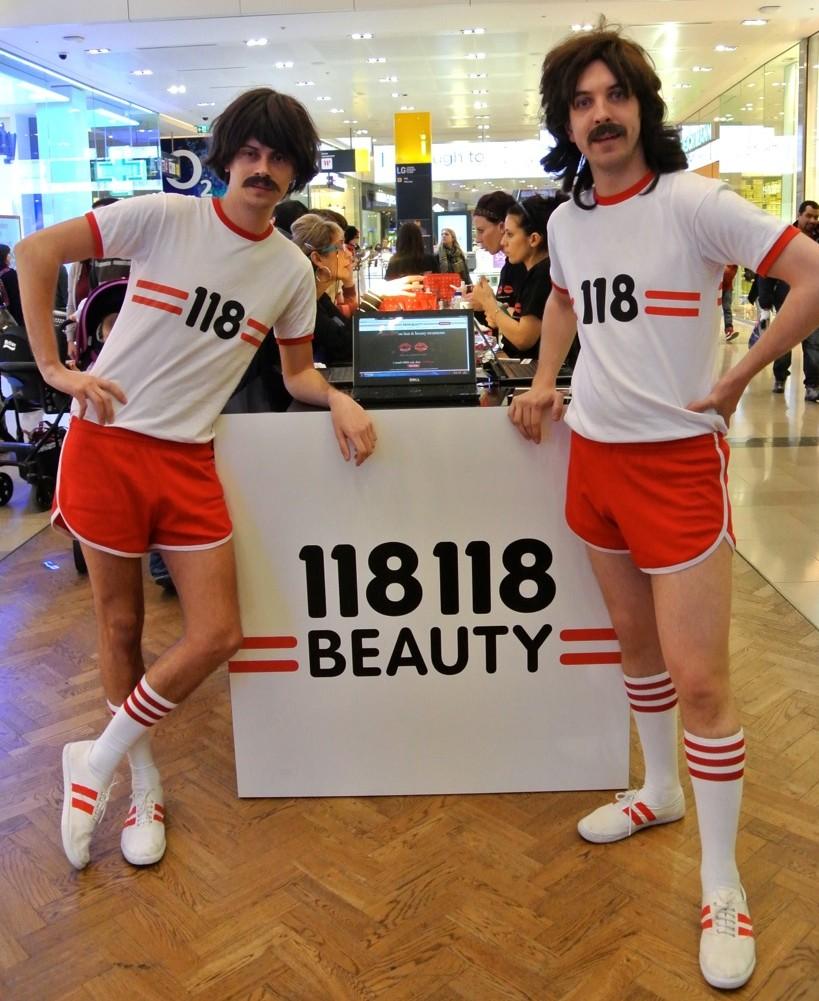 118118 Beauty Pass Nail Bar at Westfield | So Many Lovely Things