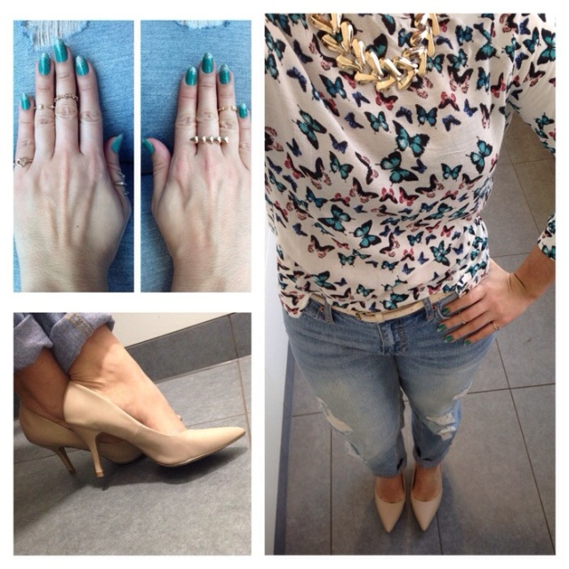 outfit of the day - somanylovelythings