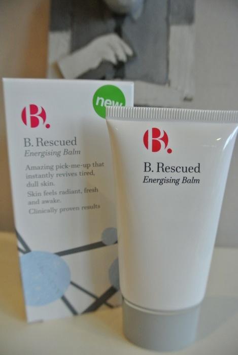 b. rescued energising balm