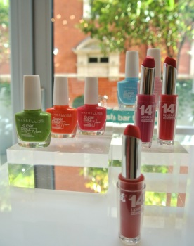 maybelline ny launches