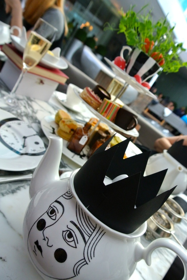 mad hatter tea - sanderson london - somanylovelythings