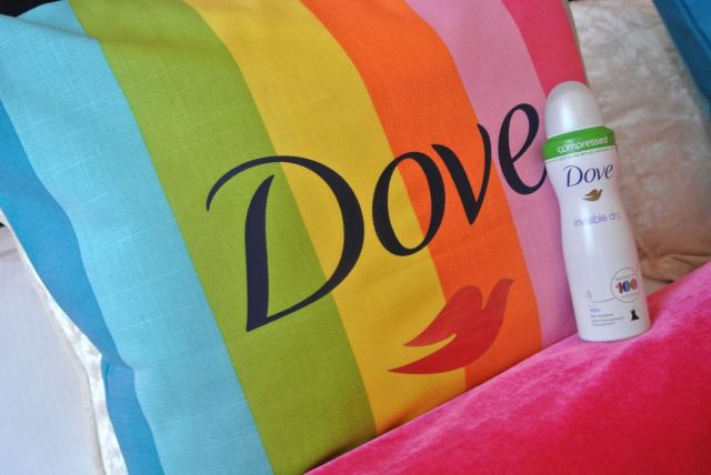 dove invisible dry deodorant
