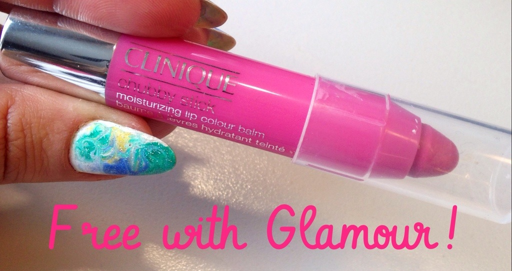 clinique chubby stick in woppin' watermelon
