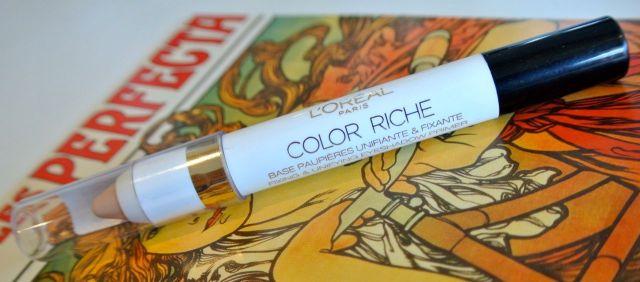 L'Óreal Paris Color Riche Eye Primer Base