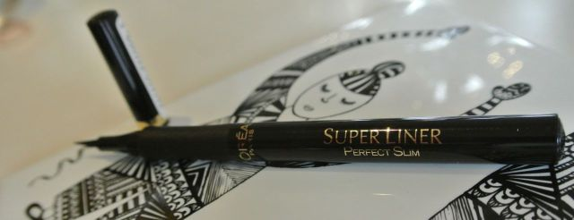 loreal paris superliner eyeliner