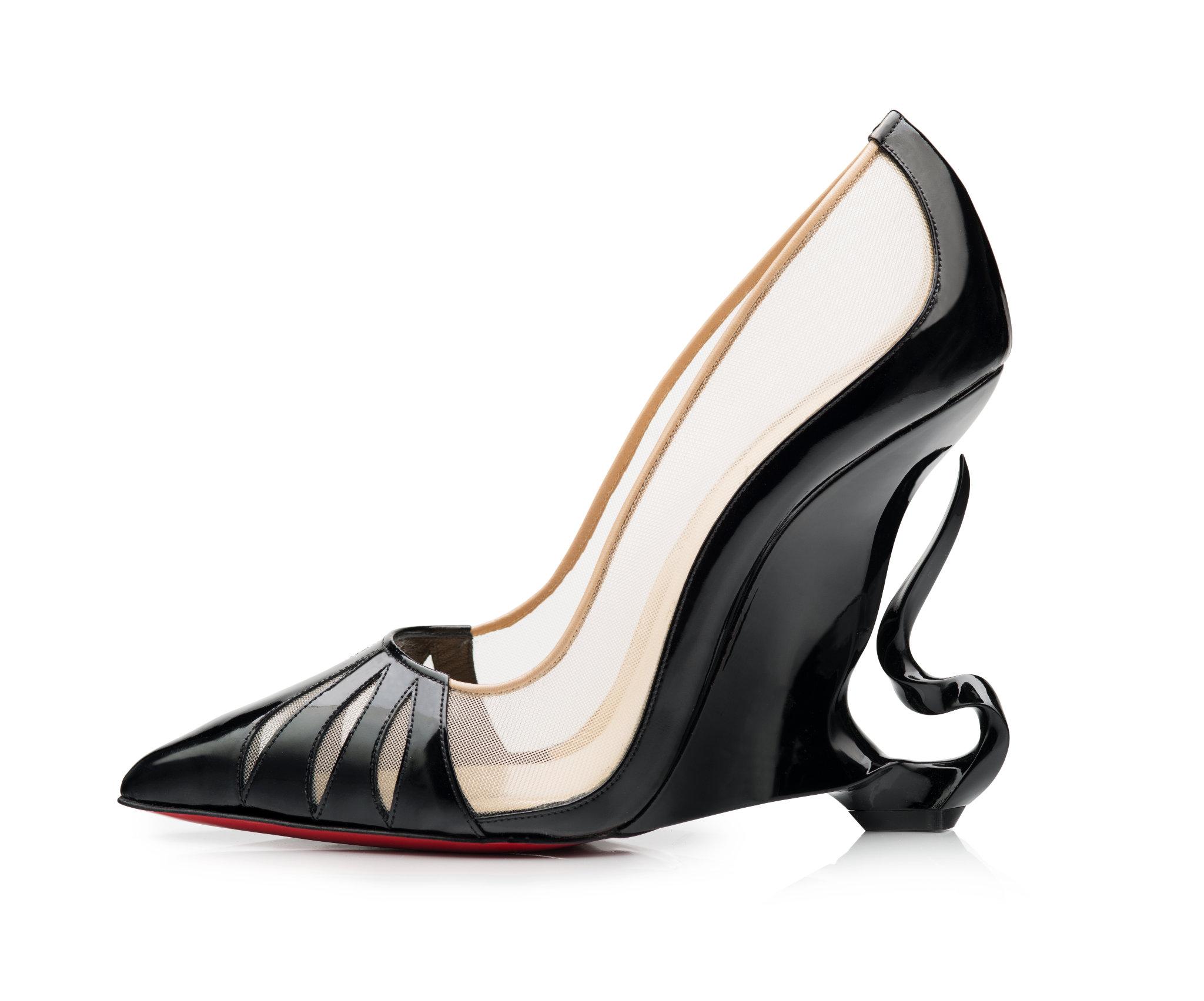 a5e0b6c19c84 Malangeli  Christian Louboutin s Maleficent heels