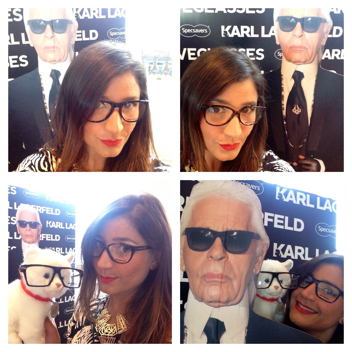 b4552e69f96 Specsavers AW14 Fashion frames collection showcase