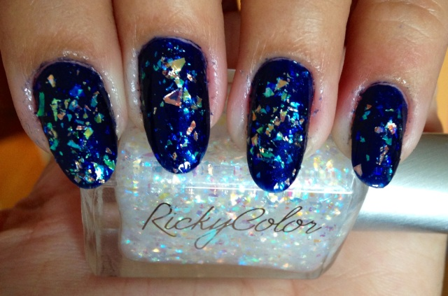 Ricky Color in Fire Island Ferry nail polish - somanylovelythings