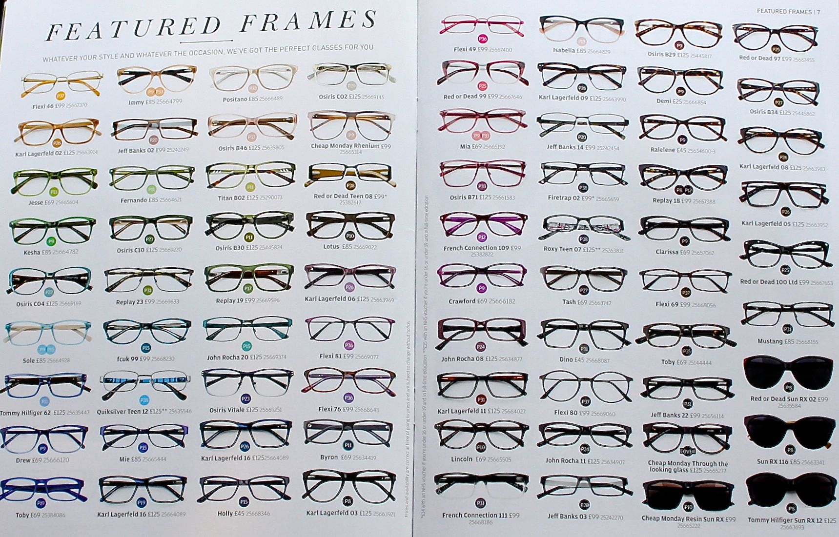 4e5adc951e4 specsavers glasses aw14 click to enlarge. Every time Specsavers launches  their fashion collections ...