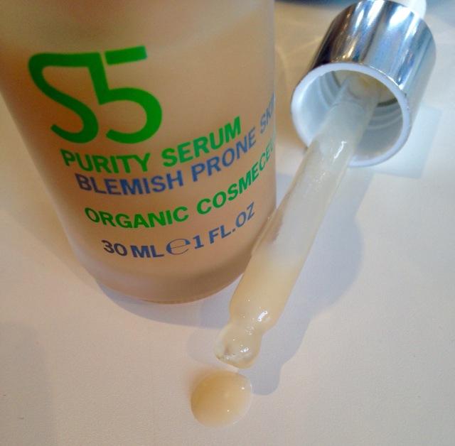 s5 purity serum