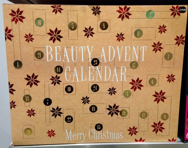 primark beauty advent calendar