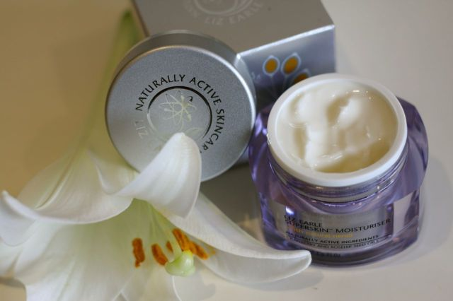 Liz Earle Superskin Moisturiser with natural neroli