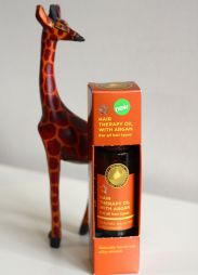 superdrug hair therapy oil with argan