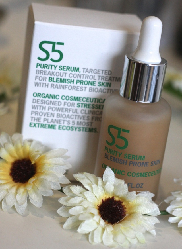 s5 purity serum