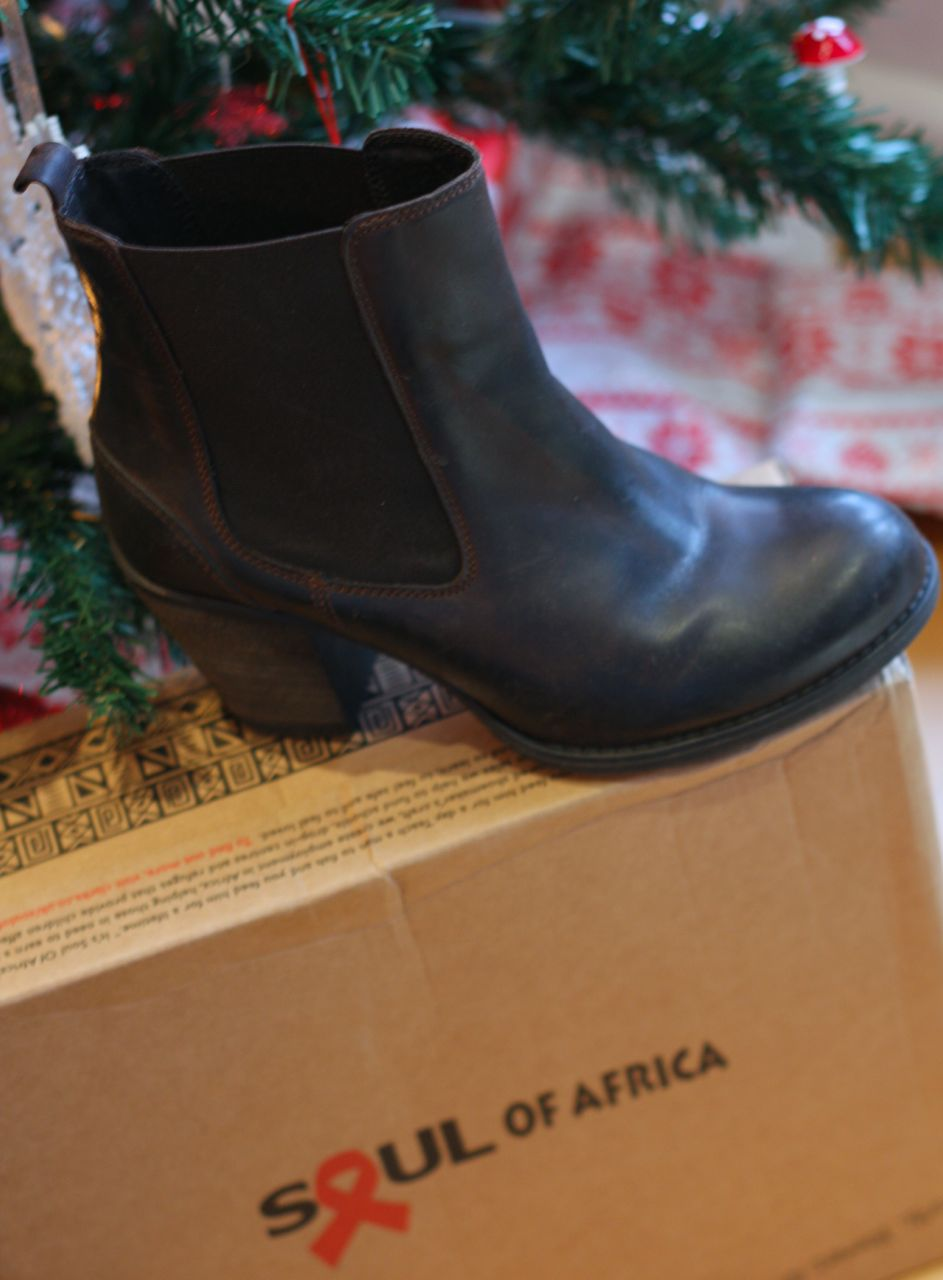 Review African Ice Ankle Boots From Clarks Soul Of Africa