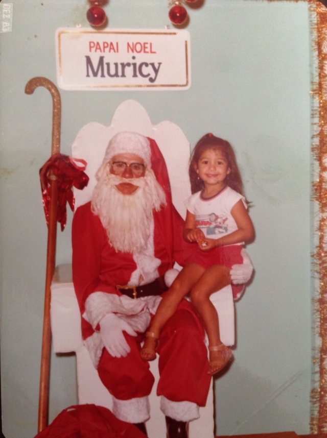 dani and santa 1983