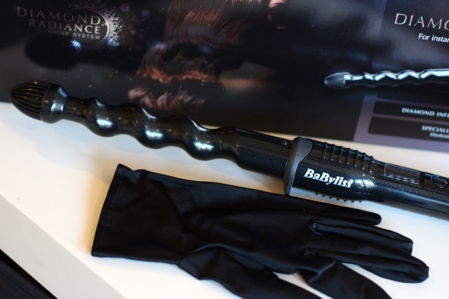 babyliss diamond waves wand