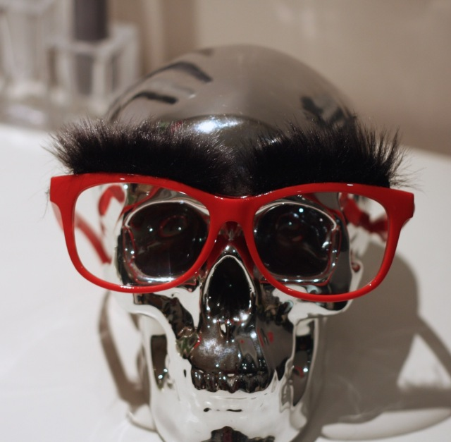 specsavers red nose day glasses