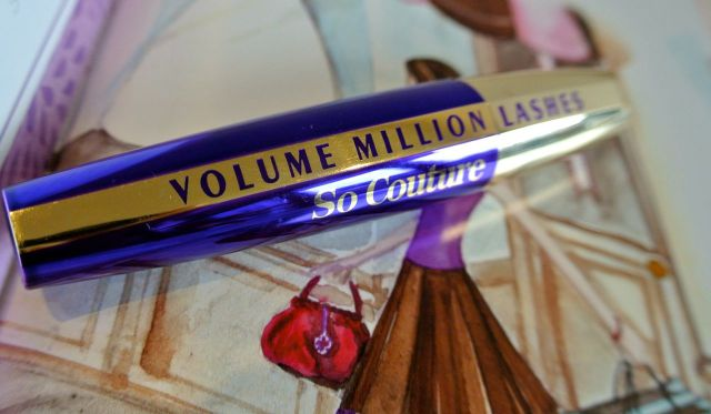 L'Oréal Volume Million Lashes So Couture mascara review