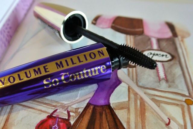L'Oréal Volume Million Lashes So Couture mascara review