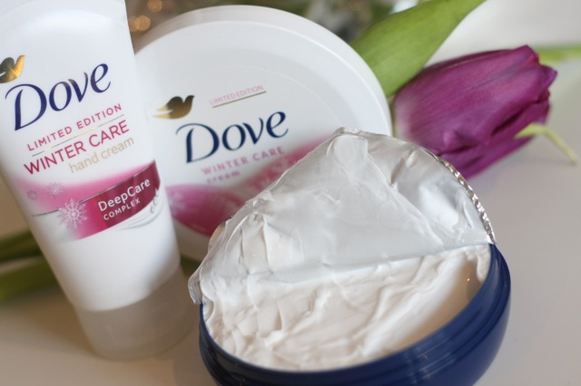 Dove Limited Edition Winter Care