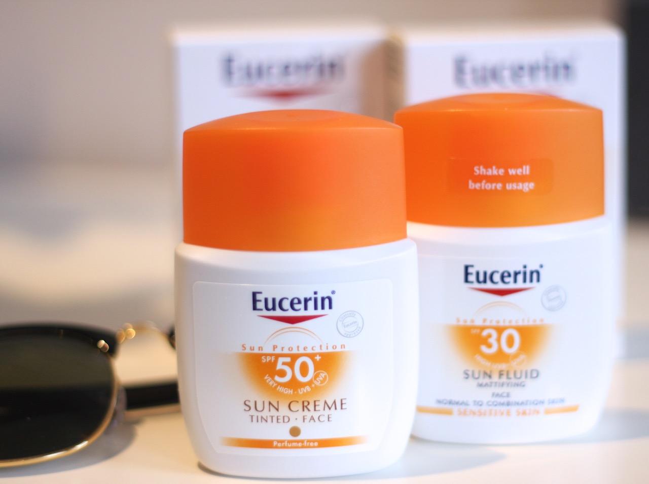 eucerin sun fluid mattifying face spf 30