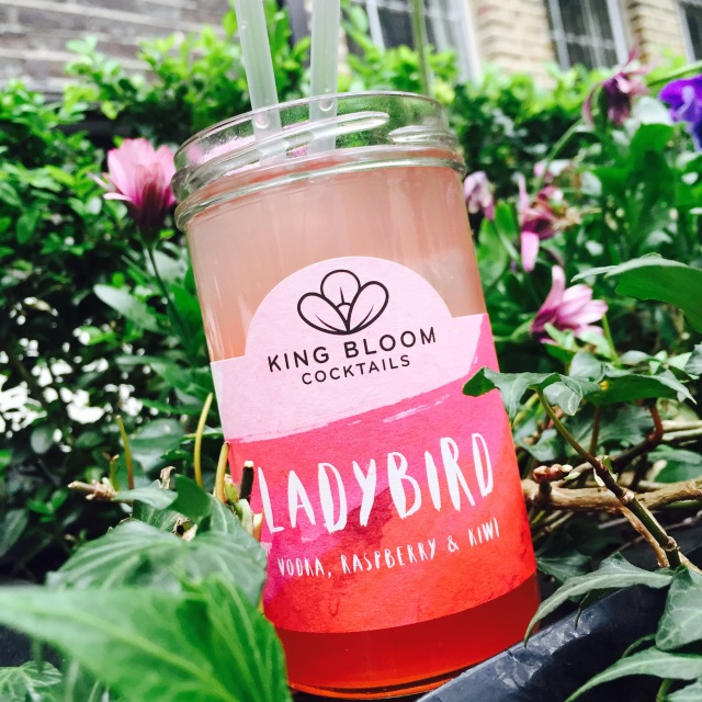 king bloom cocktail ladybird